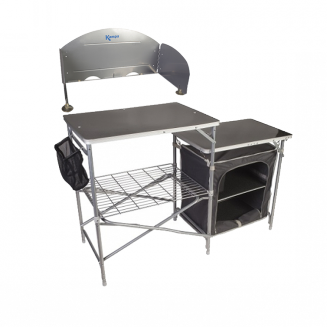 meuble de cuisine camping kampa commander. Black Bedroom Furniture Sets. Home Design Ideas